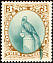 Resplendent Quetzal Pharomachrus mocinno  1939 Definitives