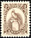 Resplendent Quetzal Pharomachrus mocinno  1957 Definitives