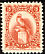 Resplendent Quetzal Pharomachrus mocinno  1958 Definitives