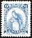 Resplendent Quetzal Pharomachrus mocinno  1986 Definitives