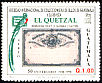 Resplendent Quetzal Pharomachrus mocinno  1999 International society of Guatemala collectors