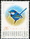 Splendid Fairywren Malurus splendens  2000 Australian wildlife 4v set