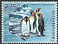 King Penguin Aptenodytes patagonicus  2009 Preserve the polar regions and glaciers 4v set