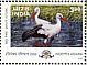 White Stork Ciconia ciconia  2000 Indepex Asiana 2000 Sheet
