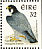 Peregrine Falcon Falco peregrinus  1997 Birds, Corncrake and Falcon Booklet