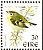 Goldcrest Regulus regulus  1999 Birds, Woodpigeon and Goldcrest Booklet, pho