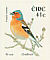 Common Chaffinch Fringilla coelebs  2002 Birds, Chaffinch and Goldcrest Booklet, sa, SNP