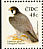 Peregrine Falcon Falco peregrinus  2003 Birds, Corncrake and Falcon Booklet