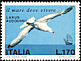 Audouin's Gull Ichthyaetus audouinii  1978 Environmental protection 4v set