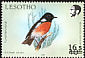 African Stonechat Saxicola torquatus  1991 Surcharge on 1988.01