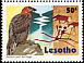 Bearded Vulture Gypaetus barbatus  1997 Lesotho highland water project 4v set