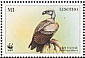 Cape Vulture Gyps coprotheres  1998 WWF Sheet with 3 sets