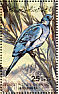 Common Wood Pigeon Columba palumbus  1983 Farm animals 16v sheet