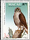 Peregrine Falcon Falco peregrinus  1993 Birds of prey Sheet with 4 sets