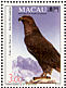 Golden Eagle Aquila chrysaetos  1993 Birds of prey Sheet with 4 sets