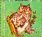 Spotted Eagle-Owl Bubo africanus  2001 Owls Sheet