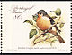 Common Chaffinch Fringilla coelebs  1988 Birds Booklet, ctb