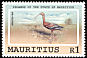 Glossy Ibis Plegadis falcinellus  1991 Indian Ocean Islands 4v set
