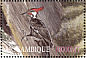 Pileated Woodpecker Dryocopus pileatus  2002 Fauna 9v sheet