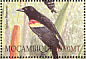 Red-winged Blackbird Agelaius phoeniceus  2002 Fauna 9v sheet