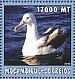 Southern Royal Albatross Diomedea epomophora  2002 Seabirds Sheet