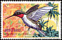 Ruby-throated Hummingbird Archilochus colubris  2003 Caribbean birds
