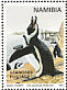 African Penguin Spheniscus demersus  1997 Jackass Penguin Sheet, without WWF logo