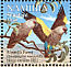 R�ppell's Parrot Poicephalus rueppellii  2001 Central highlands of Namibia 10v sheet
