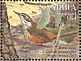 Rockrunner Achaetops pycnopygius  2001 Central highlands of Namibia 10v sheet