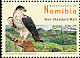 Hartlaub's Spurfowl Pternistis hartlaubi  2008 Biodiversity of Namibia, yellow paper 12v set