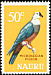 Micronesian Imperial Pigeon Ducula oceanica  1966 Definitives