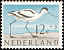 Pied Avocet Recurvirostra avosetta  1961 Cultural and social relief fund