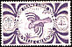 Kagu Rhynochetos jubatus  1942 Definitives