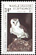 Western Barn Owl Tyto alba  1983 Birds of prey