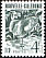Kagu Rhynochetos jubatus  1991 Definitives