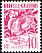 Kagu Rhynochetos jubatus  1992 Definitives