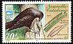 New Caledonian Crow Corvus moneduloides  2001 New Caledonian Crow