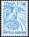 Kagu Rhynochetos jubatus  2001 Definitives