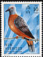 Vanuatu Imperial Pigeon Ducula bakeri  1972 English definitives