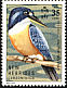 Vanuatu Kingfisher Todiramphus farquhari  1972 English definitives