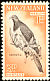 New Zealand Pigeon Hemiphaga novaeseelandiae  1960 Health stamps