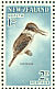 Sacred Kingfisher Todiramphus sanctus  1960 Health stamps 2 sheets