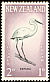 Great Egret Ardea alba  1961 Health stamps