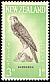 New Zealand Falcon Falco novaeseelandiae  1961 Health stamps