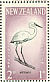 Great Egret Ardea alba  1961 Health stamps 2 sheets