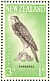 New Zealand Falcon Falco novaeseelandiae  1961 Health stamps 2 sheets