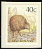 Southern Brown Kiwi Apteryx australis  1991 Native birds sa