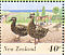 Pacific Black Duck Anas superciliosa  1995 Farmyard animals 10v booklet