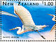 Great Egret Ardea alba  1996 CHINA 96 2v sheet