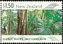 New Zealand Kaka Nestor meridionalis  1999 Scenic walks 6v set